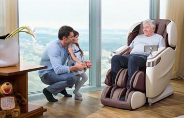 Как выбрать массажные кресла