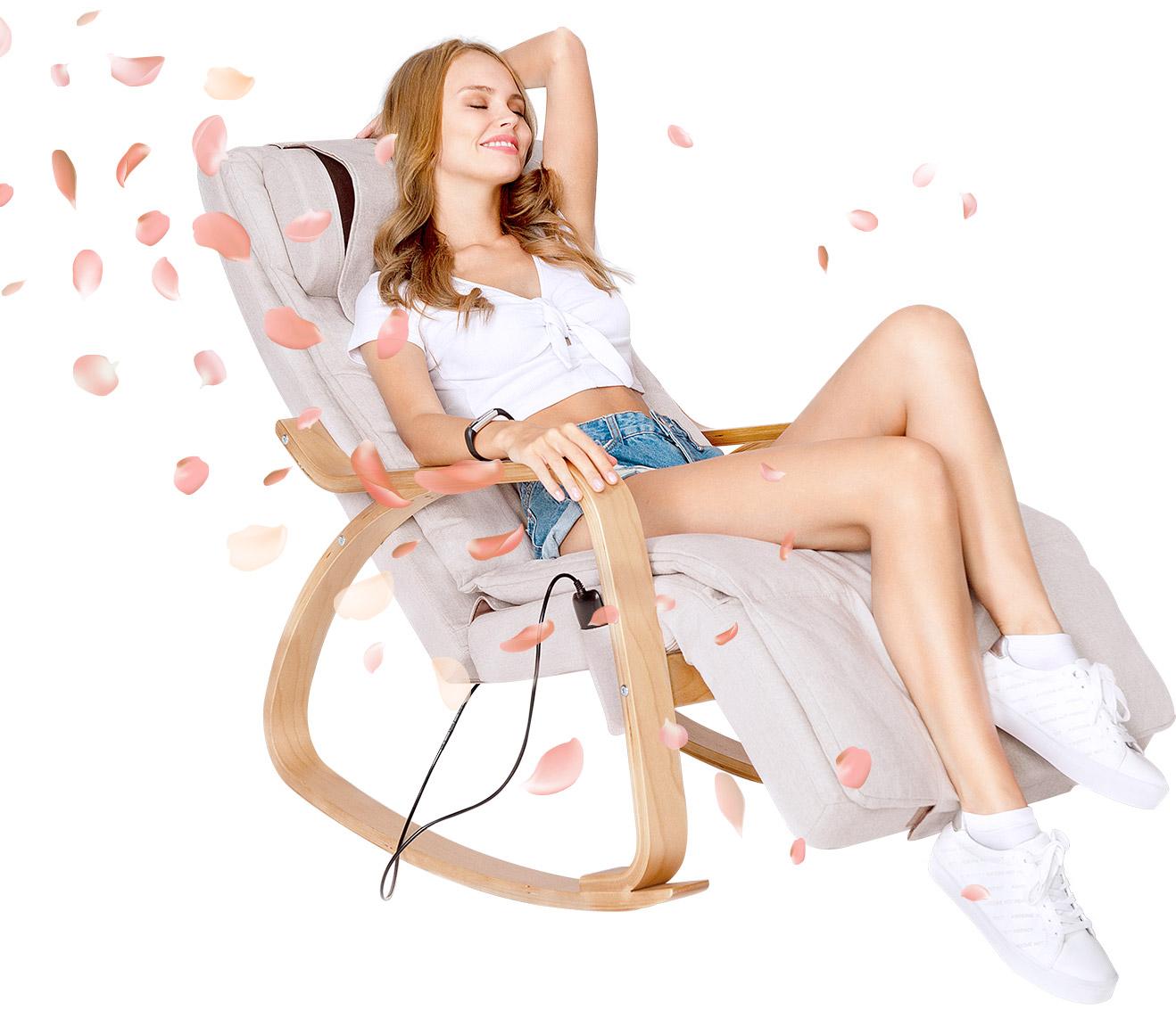 Кресло качалка массажер ямагучи нижнее женское белье indefini